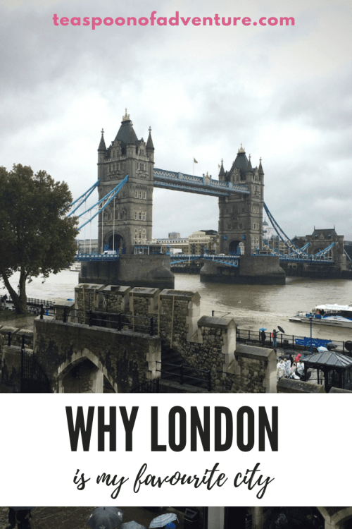 12 Reasons Why London Is My Favourite City In The World - what's your favourite city? #london #travel #traveltips