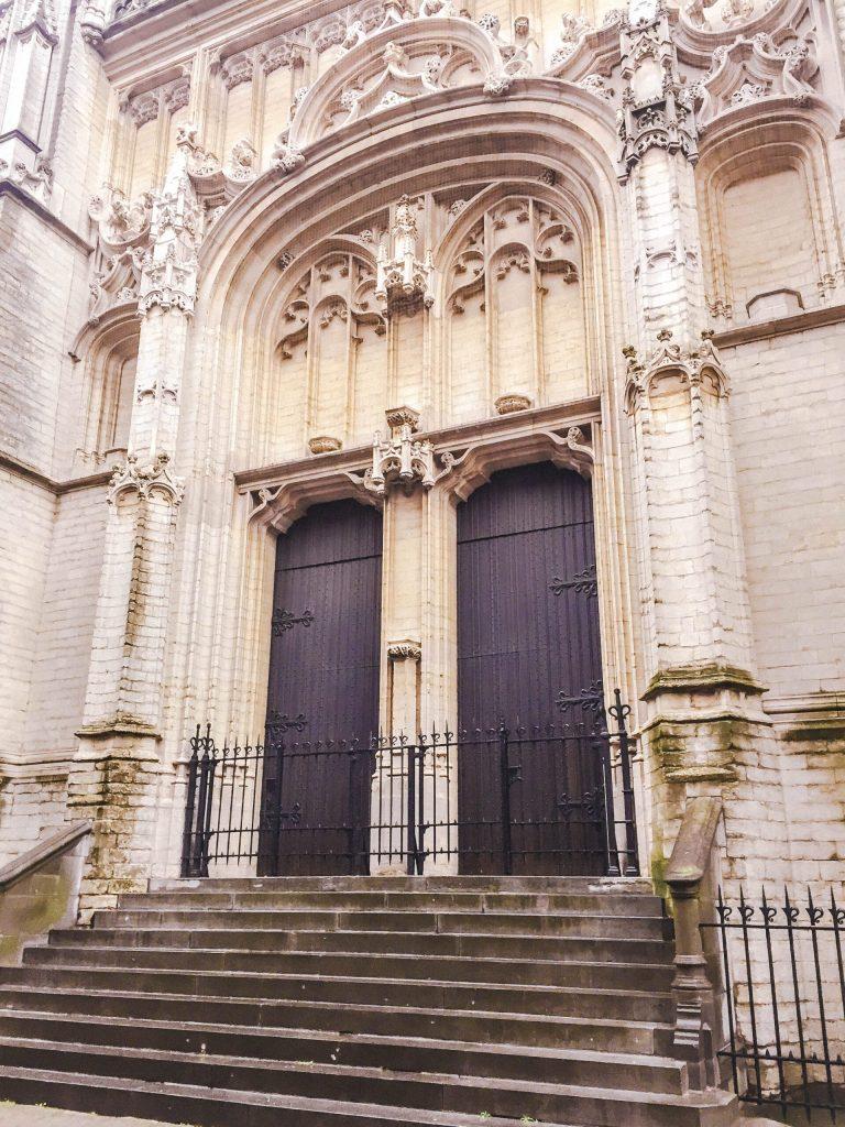 Antwerp church