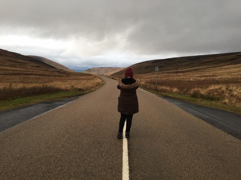 Isle of Arran - first solo trip