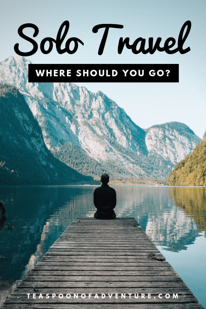 Solo travel is one of the best ways to see the world. But if you're just setting out on your first solo trip, it can be hard to decide where to go. Check out the advice when 33 travel bloggers weigh in on the best place for your first solo trip! #travel #traveltips #solotravel #solotrip