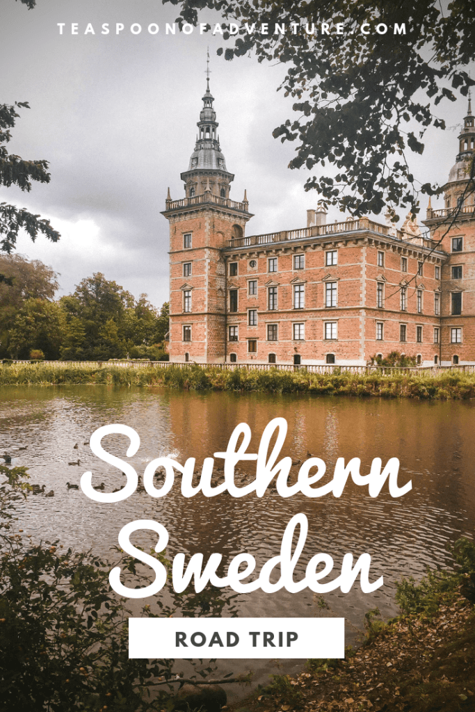 Enjoy the best of southern Sweden and Denmark on this four day road trip itinerary! #travel #traveltips #sweden #roadtrip #denmark