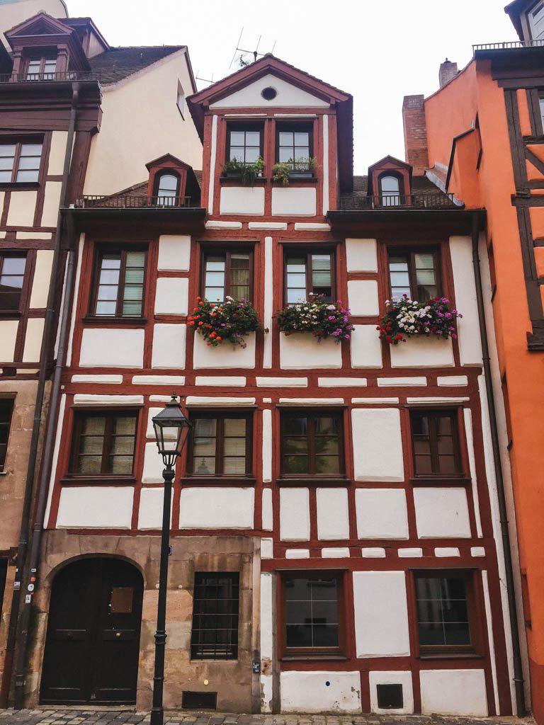 Weissgerbergasse, Nuremberg