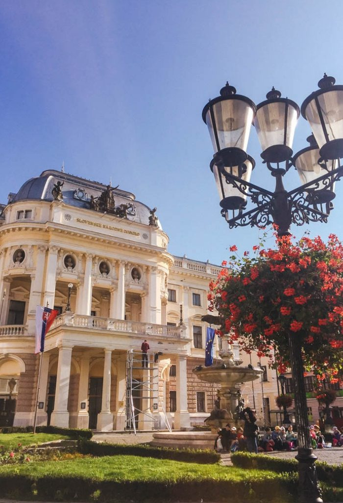 How to Spend One Day in Bratislava