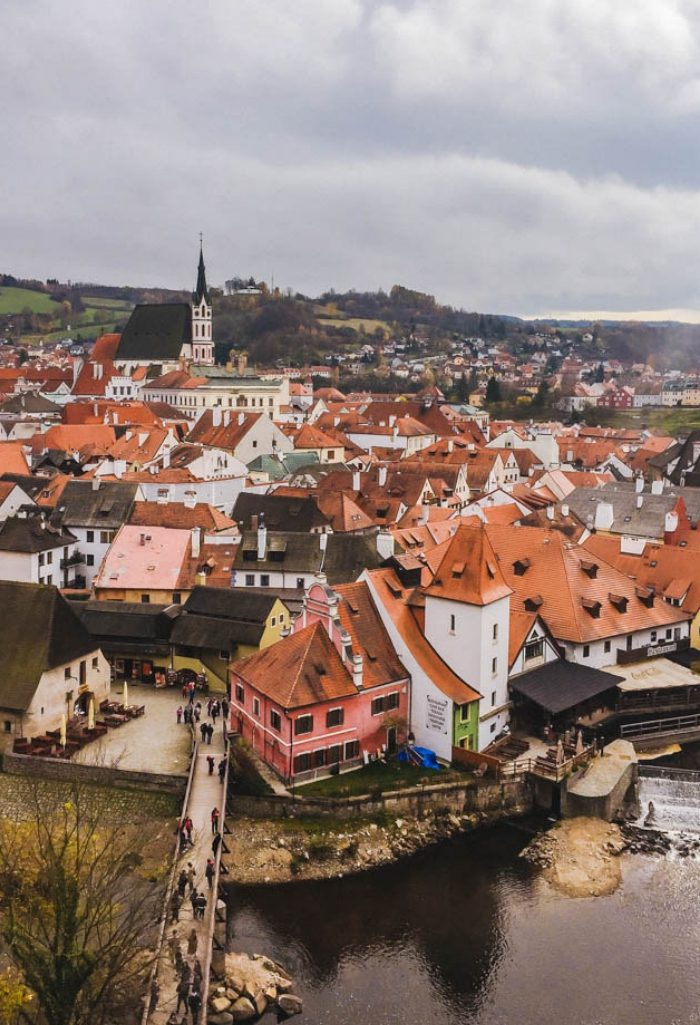 Why You Should Visit Cesky Krumlov in Winter
