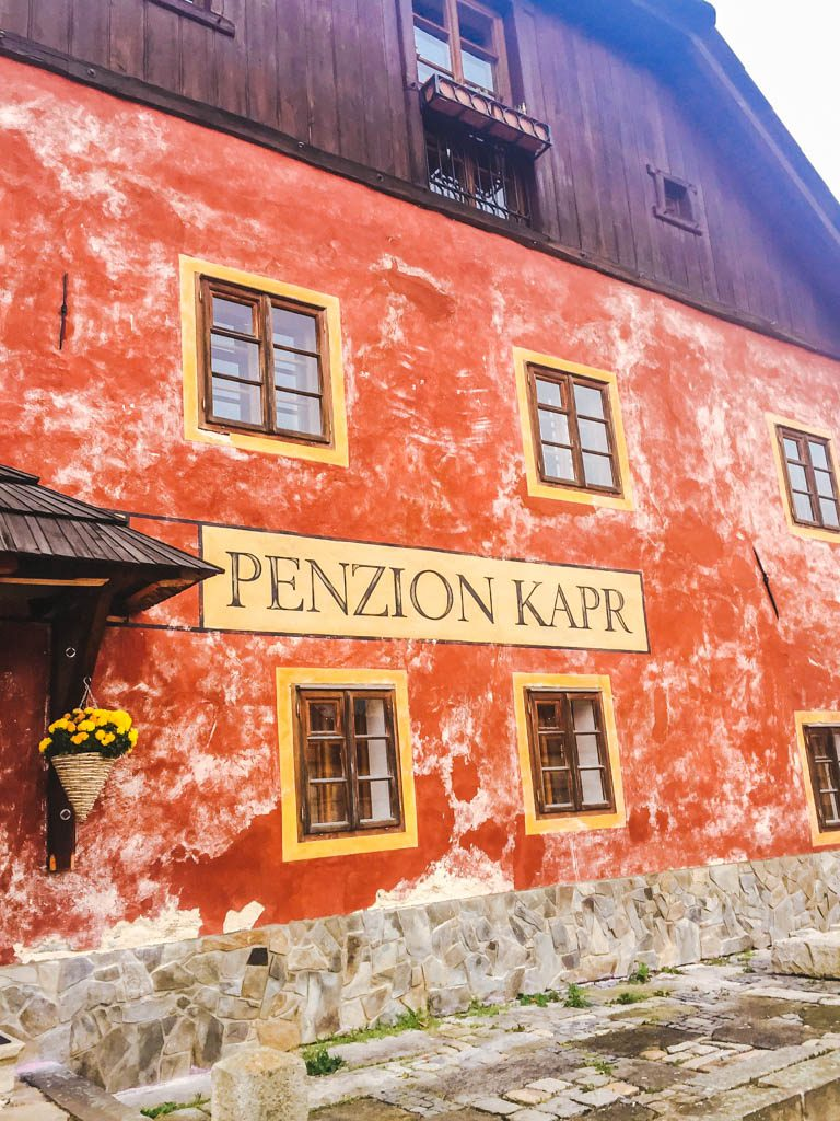 Penzion Kapr