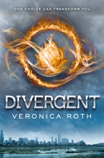 """Divergent (book) by Veronica Roth US Hardcover 2011"" by Source (WP:NFCC#4). Licensed under Fair use via Wikipedia - http://en.wikipedia.org/wiki/File:Divergent_(book)_by_Veronica_Roth_US_Hardcover_2011.jpg#mediaviewer/File:Divergent_(book)_by_Veronica_Roth_US_Hardcover_2011.jpg"