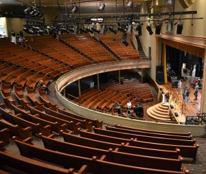 Exploring Nashville: Ryman Auditorium, original home to the Grand Ole Opry
