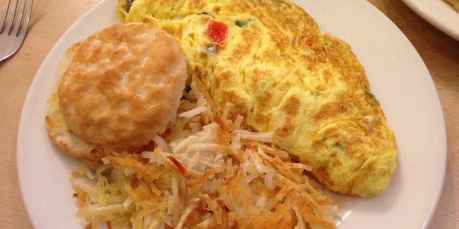 Ye Olde Waffle Shoppe might be my favorite breakfast place on Franklin Street!