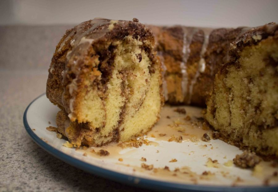 Looking for a special Christmas breakfast treat? This is my favorite Christmas Morning Coffee Cake!