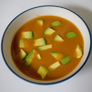 Killer butternut squash soup from my Whole30 adventure! How'd it go? | Teaspoon of Nose