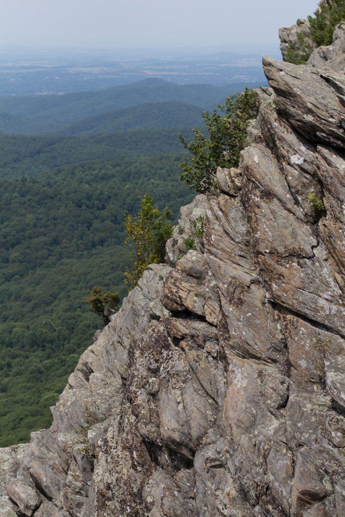 Charlottesville's Humpback Rocks