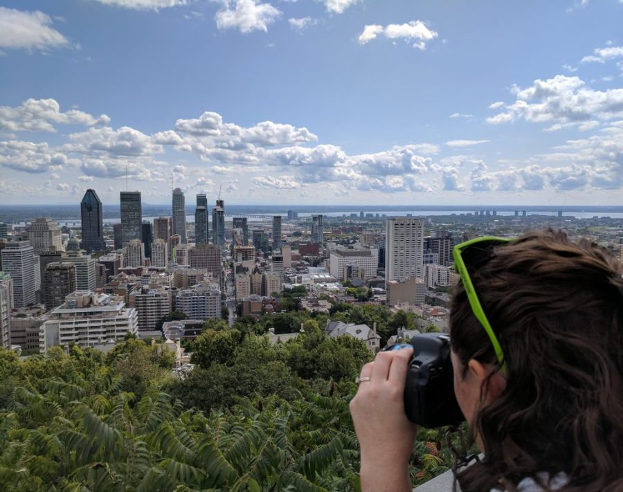 No trip to Montreal is complete without taking in the overlook views from Mount Royal! | Teaspoon of Nose