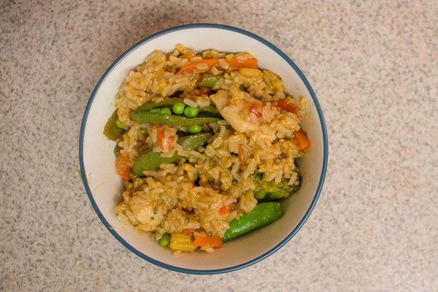 Not only is this Thai stir fry delicious, it's easy enough to throw together on a weeknight! | Teaspoon of Nose