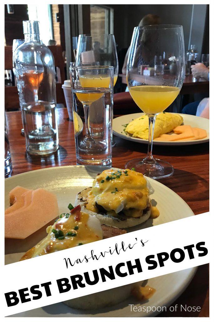 Nashville's best brunch, breakfast, and coffee shops!| Teaspoon of Nose