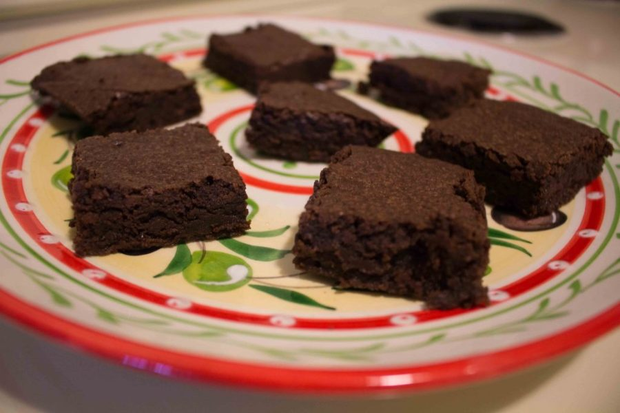 Rich fudgy brownies, HOMEMADE! | Teaspoon of Nose