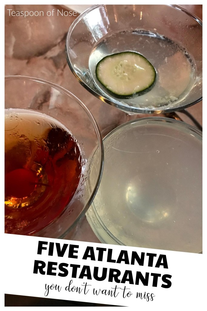These Atlanta restaurants may be off the beaten path but are worth seeking out!