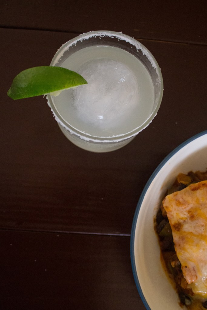These classic margaritas give you that perfect mix of sweet and sour without the margarita mix!