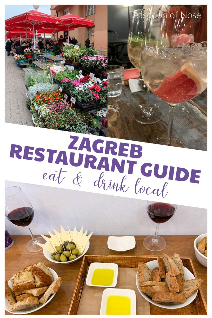 There are so many great Zagreb restaurants! Whether you're pinching pennies or living it up, I've got something worth checking out.