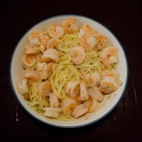 Quick Shrimp Scampi