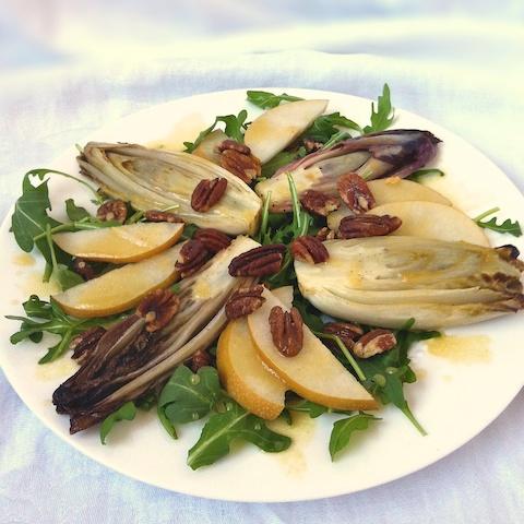 Roasted Endive Salad
