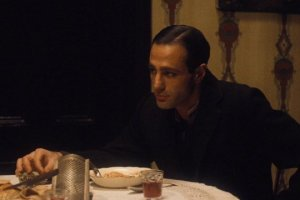 Young Tessio in The Godfather part II