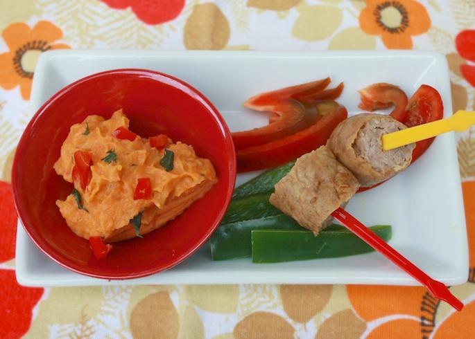 Sweetpotato Chutney   Teaspoonofspice.com
