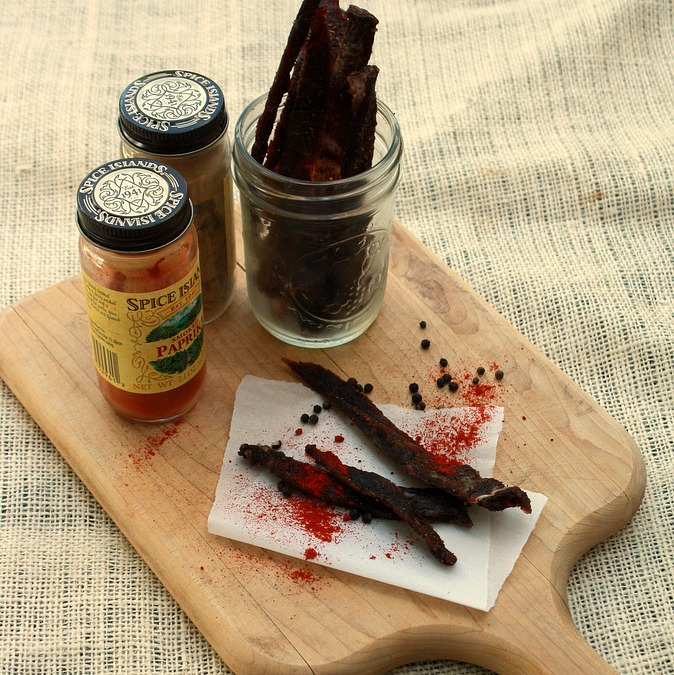 How to Make Homemade Jerky | TeaspoonOfSpice.com