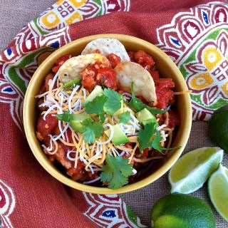 Margarita Turkey Chili | Teaspoonofspice.com