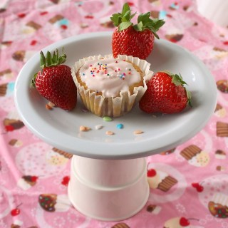 Fresh Strawberry Cupcakes | Teaspoonofspice.com