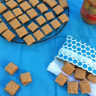 Peanut Butter Sandwich Graham Crackers | The Recipe ReDux