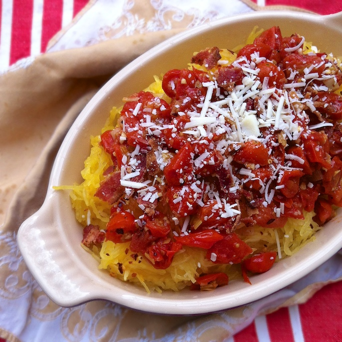 How To Cut Spaghetti Squash Easily