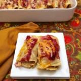 Thankschiladas | Teaspoonofspice.com
