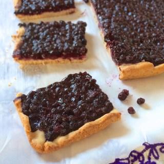Wild Blueberry Focaccia | The Recipe ReDux