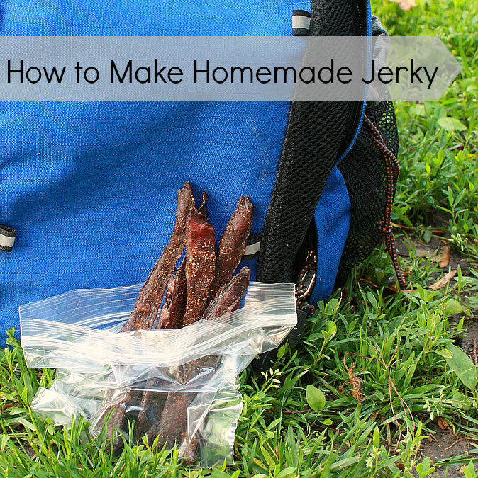 how to make trout jerky
