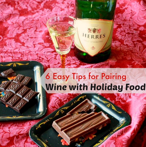 Pair wine easily with holiday food