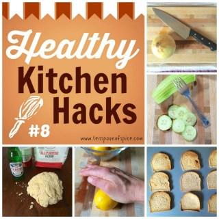 Healthy Kitchen Hacks #8