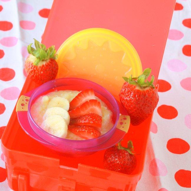 Lunchtime fun: Tapioca pudding | TeaspoonOfSpice.com
