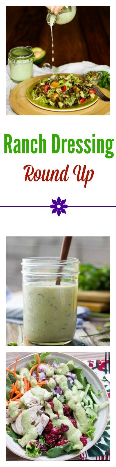 Ranch Dressing Round Up | TeaspoonOfSpice.com