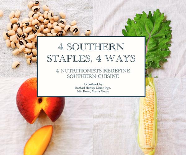 4 Southern Staples, 4 Ways eCookbook giveaway   Teaspoonofspice.com