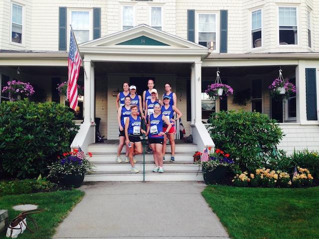 2015 Cabot Fit Team - Higgins Beach Inn