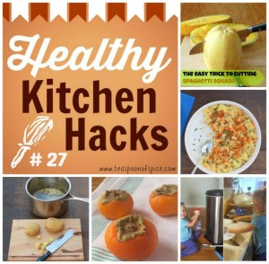 Healthy Kitchen Hacks #27