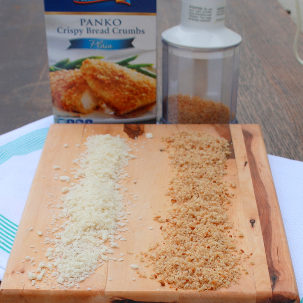 How to Make Whole Wheat Panko Bread Crumbs