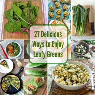Eat more leafy greens this year with these delicious, family-friendly recipes featuring spinach, kale, collards, Swiss chard and more! @tspbasil
