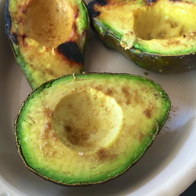 Healthy Kitchen Hacks- How To Roast Avocados @tspbasil