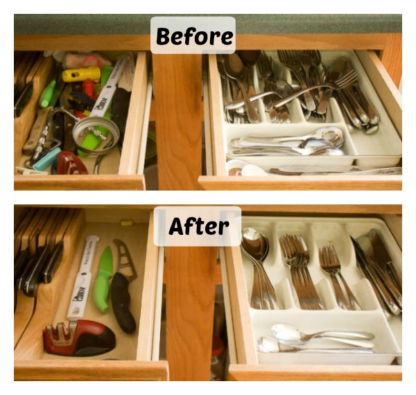 #HealthyKitchenHacks How to Organize Your Kitchen | @tspcurry kitchen organization tips