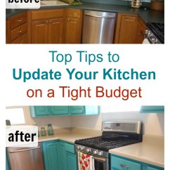 Kitchen On A Budget Sink With Cutting Board Diy Remodel Planning Update Don T Miss These Top Tips To