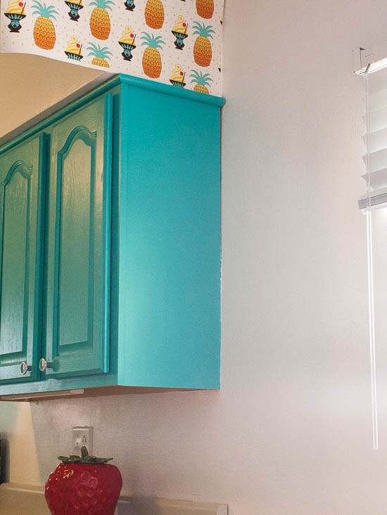 DIY kitchen remodel on a budget | @tspcurry
