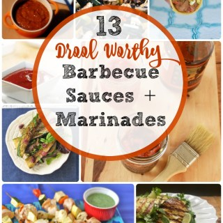 13 Drool Worthy (and Better-For-You) Barbecue Sauces and Marinades