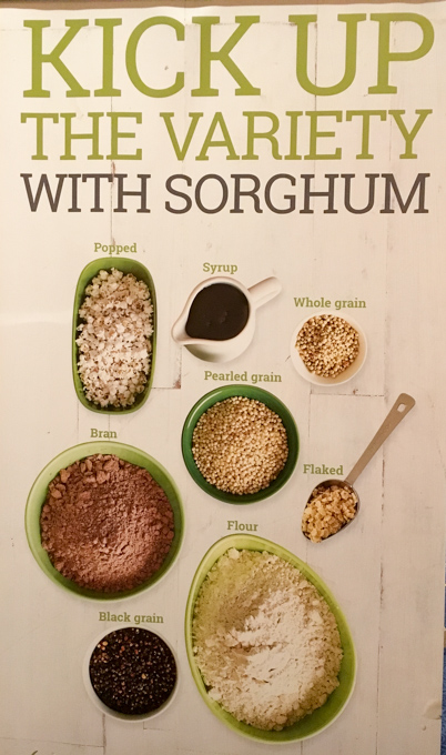 "Sorghum is the new ""it"" grain and one of 5 Healthy Food and Nutrition Trends For 2017"