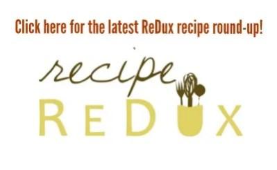 Recipe ReDux linky logo.jpg?zoom=1 - Easy Mediterranean Zucchini Boats
